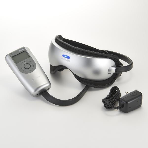 送料無料 ヤーマン アセチノアイズエステ シルバー STA167SZ | 目元 疲れ目 頭 顔 眼輪筋 側頭筋 こめかみ マッサージ 美容機器 YA-MAN 代引き手数料無料