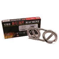 バーンマシン スピードバッグ The Burn Machine 筋トレ グッズ トレーニング 音を立てずにトレーニング出来ます