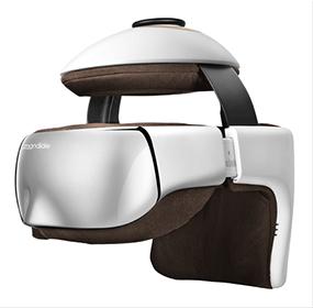 最新モデル VERTEX モンデール ヘッドスパ HS1 ホワイト 頭皮 マッサージ器 コードレス breo 健康志向