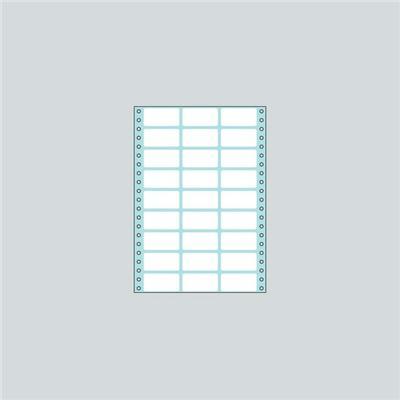 【コクヨ】タックフォ-ム7 4/10X10 3/6 27片 ECL-239