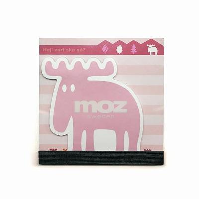 クツワ メーカー公式ショップ MOZ 定番の人気シリーズPOINT ポイント 入荷 モズ EC032B スクエアダイカットメモB