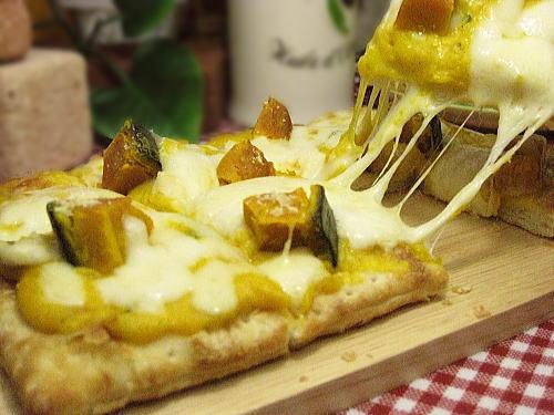 PIZZA PIZA ピッツァ 冷凍ピザ 冷凍 生地 大人気! 通販 手作り 宅配ピザ 美味しい 豊富な品 ピザ デザートピザ チーズ SS_WK かぼちゃPIZZA 宅配より美味いと評判 スイーツ 簡単 パイ生地