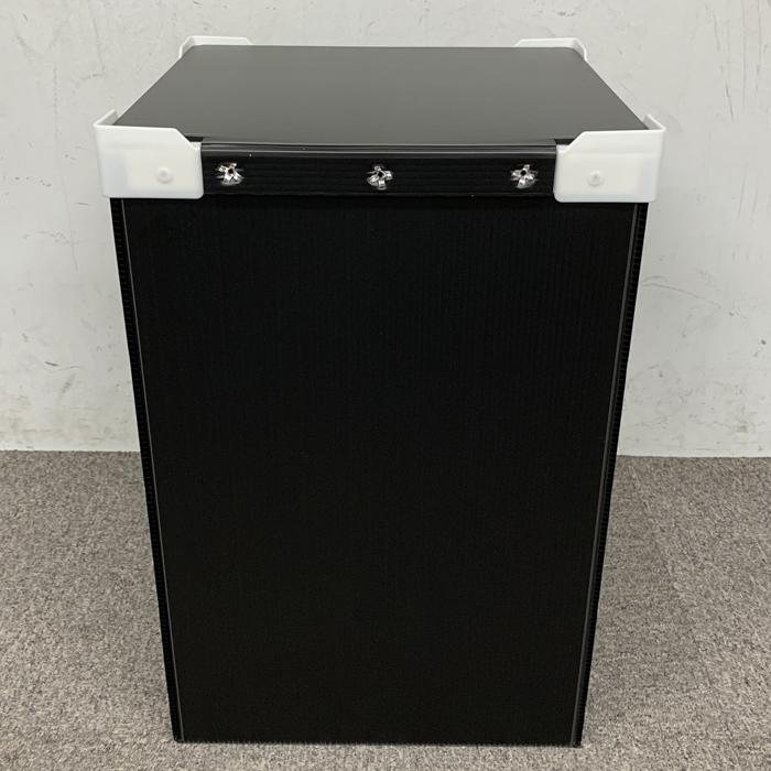 再入荷 予約販売 春の新作続々 プラダンケース YAMAHA DXR10mk2緩衝材入り蓋付スピーカー用