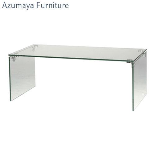 『 ガラステーブル 』ガラステーブル ローテーブル ソファーテーブル コーヒーテーブル センターテーブル リビングテーブル オールガラステーブル ガラスローテーブル テーブル 机 つくえ オールガラス シンプル おしゃれ オシャレ リビング ロータイプ スタイリッシュ