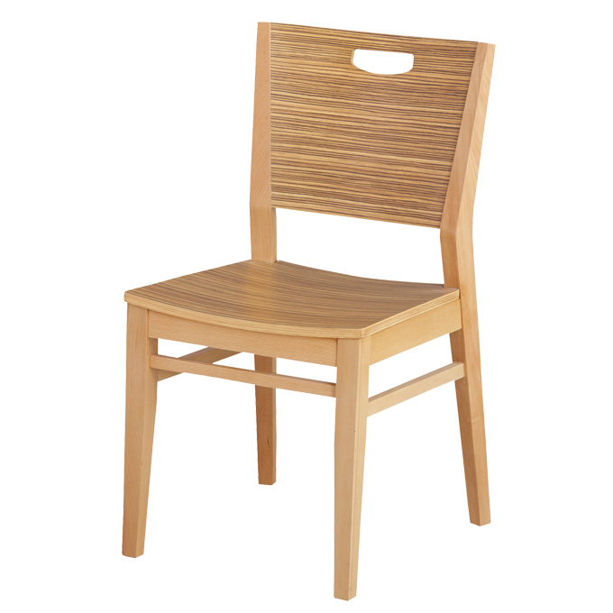 Dining Chair Table Wooden Commercial