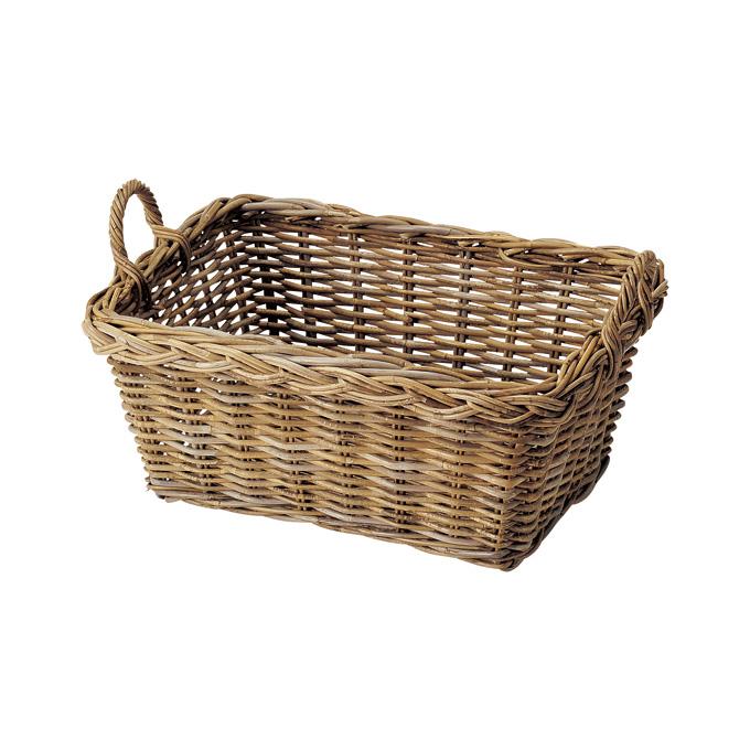 『かご』 籠 カゴ バスケット 店舗什器 ランドリーバスケット 洗濯かご 小物入れ 小物収納ケース 収納ボックス 収納ケース おもちゃ箱 衣類収納 押入れ収納 押し入れ収納 おしゃれ かわいい 可愛い シンプル アジアン ナチュラル 編み コボ