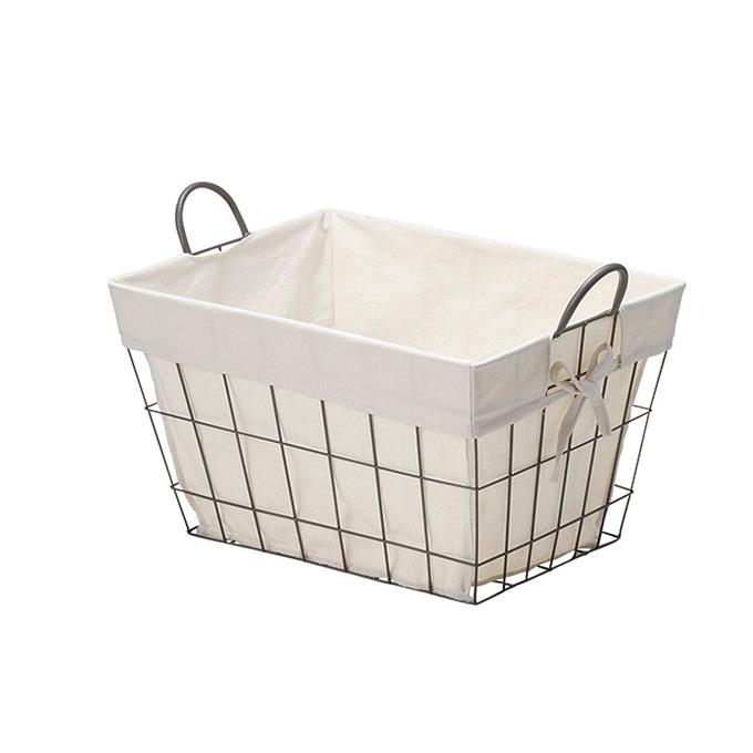 Superieur K Wire Baskets Storage Baskets Storage Baskets Storage Cover, Handle Basket  Arrangement, Kitchen Storage Wire Basket Laundry Storage Laundry Basket ...