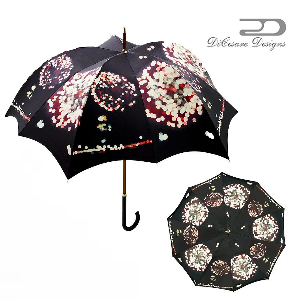 【 大人のための、大人の雨傘 】『Rhythm Pumpkin 雨傘 ladies 1 T O N E』雨傘 DiCesare Designs ディチェザレ デザイン 傘 レディース ブランド おしゃれ 長傘 日本製 お洒落 かわいい プレゼント 軽量 軽い 丈夫 大きい