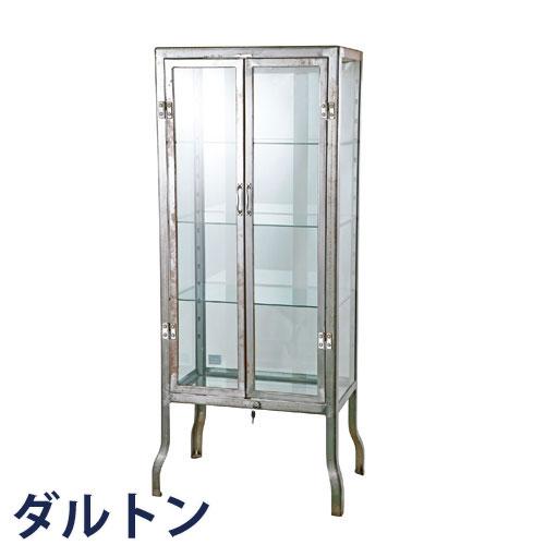 DULTON ダルトン ドクターキャビネット L 無塗装 Doctor cabinet L RAW ガラスキャビネット ガラス棚 コレクションラック コレクションケース フィギュアケース フィギュアラック ショーケース