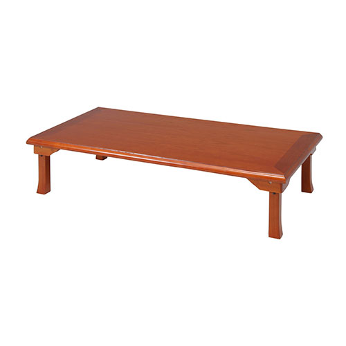 『座卓 幅150cm』 折り畳みテーブル 折りたたみテーブル ダイニングテーブル 食卓テーブル 折れ脚座卓 折れ脚テーブル ちゃぶ台 レトロ調 和風 天然木 木製 完成品 ダイニング リビング 長方形 和室 幅150 奥行き75 ローテーブル