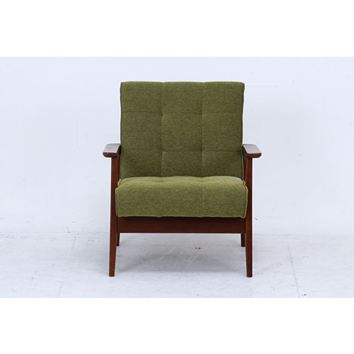 Fabric Sofa One Seat Couch Chair