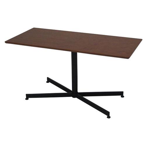 『カフェテーブル』 テーブル ダイニングテーブル 食卓テーブル 机 おしゃれ オシャレ ミッドセンチュリー 北欧 カフェ風 天然木 木製 ウォールナット ウォルナット リビング