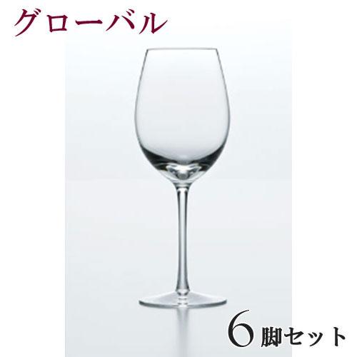 ワイングラス 『パローネ ワイン 255ml 6脚セット』 赤 セット 白 白ワイン用 赤ワイン用 ギフト 種類 wine ワイン PALLONE セット ペア ブルゴーニュ キャンティ ボルドー パローネ パローネシリーズ ファインクリスタル 父の日