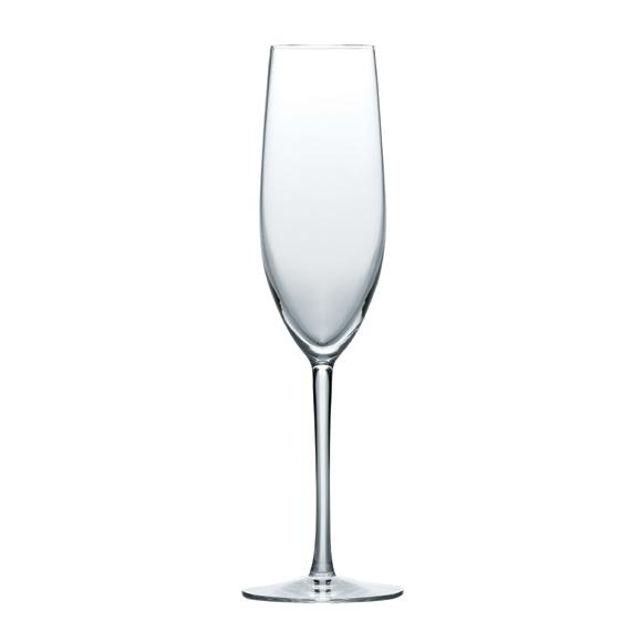 『パローネ シャンパン 180ml 6脚セット』 シャンパングラス シャンパン パローネ パローネシリーズ ファインクリスタル ファインクリスタルガラス 強化クリスタル イオンストロング フォーマル 東洋佐々木ガラス PALLONE ワイン ペア ドンペリ キャンティ 父の日