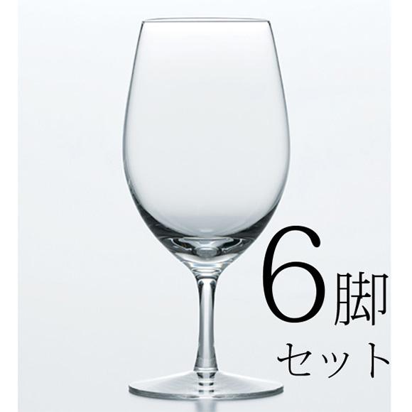 ワイングラス 『パローネ ゴブレット 365ml 6脚セット』 赤 セット 白 白ワイン用 赤ワイン用 ギフト 種類 wine ワイン PALLONE セット ブルゴーニュ キャンティ ボルドー ワインゴブレット パローネ パローネシリーズ 父の日
