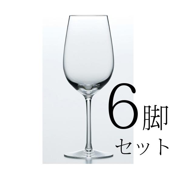 ワイングラス 『ディアマン ワイン 365ml 6脚セット』 赤 セット 白 白ワイン用 赤ワイン用 ギフト 種類 wine ワイン DIAMANT セット ブルゴーニュ キャンティ ボルドー ディアマン ディアマンシリーズ ファインクリスタル 父の日
