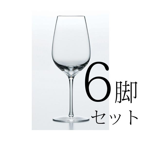 ワイングラス 『ディアマン ワイン 260ml 6脚セット』 赤 セット 白 白ワイン用 赤ワイン用 ギフト 種類 wine ワイン DIAMANT セット ブルゴーニュ キャンティ ボルドー ディアマン ディアマンシリーズ ファインクリスタル 父の日