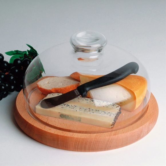 『チーズドーム』 チーズボード チーズプレート 木製ボード付き チーズおろし ワイン 保存 ワインバー ワイングッズ アルコール 果実酒 醸造 スパークリング ワインセラー 泡 発砲