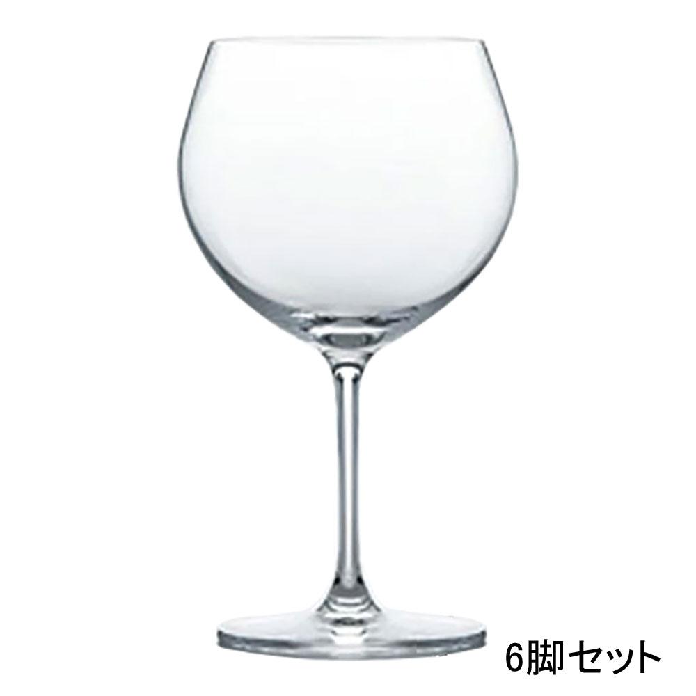 『パローネ モンラッシェ 620ml (RN-10275CS) 6個セット』 ワイングラスセット ワイングラス コップ グラス ワインカップ クリスタルグラス 業務用グラス パーティ 店舗用 レストラン用 業務用 ホテル クリスタルガラス 六個セット 北欧 おしゃれ ギフト