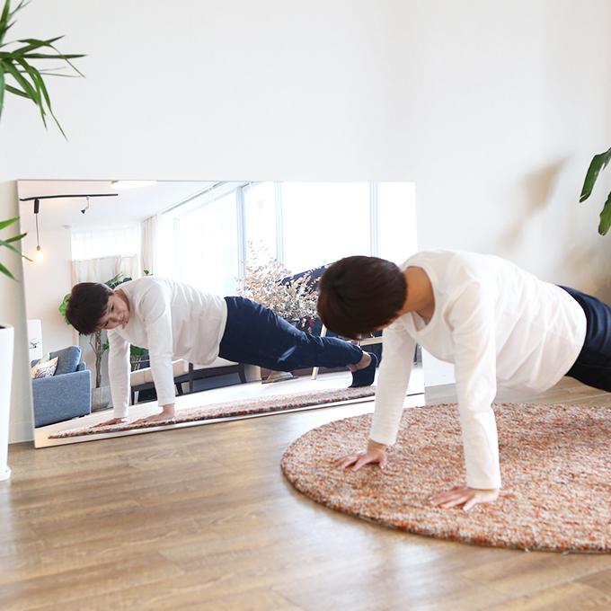 Plank 150 Cm.Plank Rakuten Shop Jumbo Large Mirror 80 150cm Large Mirror
