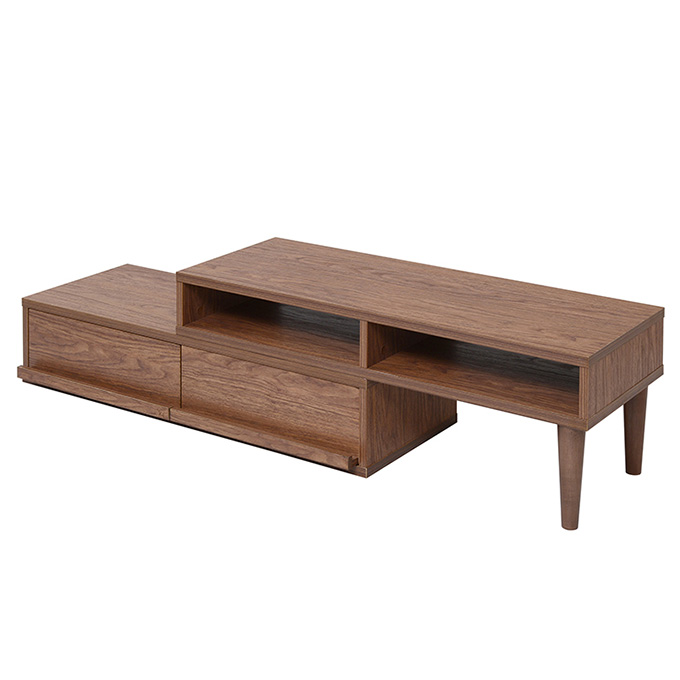 Both Sides Slide Stretch Tv Stand Units Snack Board Make