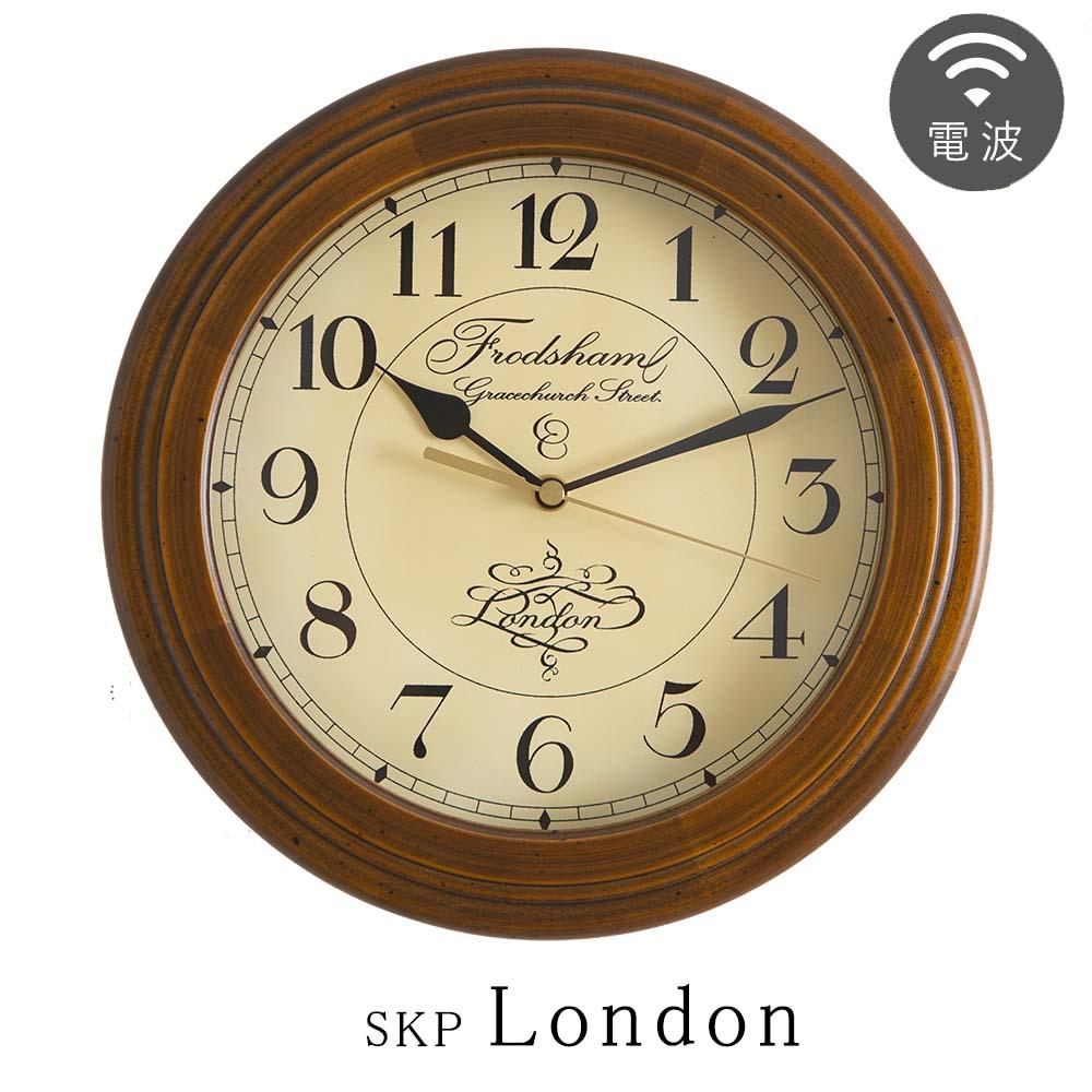 日本製の手作り時計 アンティーク 高精度電波 掛け時計 おしゃれ 電波時計 壁掛け時計 電波掛け時計 掛時計 木製 レトロ モダン 見やすい スイープ秒針 連続秒針 ほとんど音がしない プレゼント 引越し祝い 引っ越し祝い