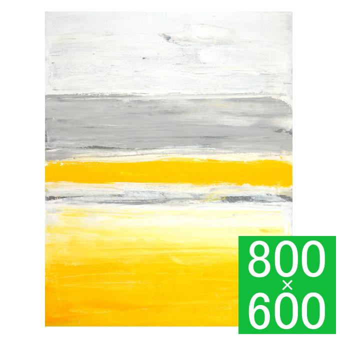 『アートパネル T30 Gallery Gray and Yellow Abstract』 壁掛けインテリア アートパネル 壁掛けアート キャンバスアート 抽象画 絵画 T30 Gallery Gray and Yellow Abstract Art Painting モダン おしゃれ 長方形 壁掛け式 縦型 ギフト 贈り物 プレゼント