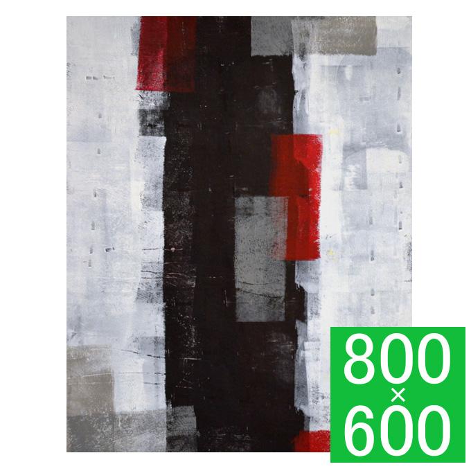 『アートパネル T30 Gallery Red and Gray Abstract』 壁掛けインテリア アートパネル 壁掛けアート キャンバスアート 抽象画 絵画 T30 Gallery Red and Gray Abstract Art Painting モダン おしゃれ 長方形 壁掛け式 縦型 ギフト 贈り物 プレゼント