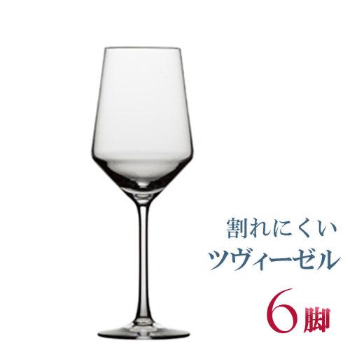 正規品 SCHOTT ZWIESEL PURE ショット・ツヴィーゼル ピュア 『ソーヴィニョンブラン 6脚セット』 セット ワイングラス 赤 白 白ワイン用 赤ワイン用 割れにくい 種類 ギフト ドイツ 海外ブランド 父の日