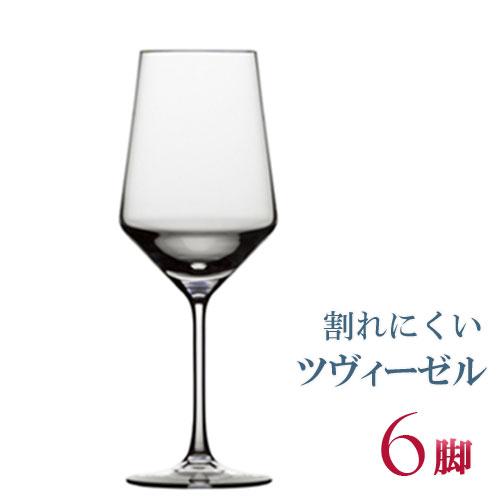 正規品 SCHOTT ZWIESEL PURE ショット・ツヴィーゼル ピュア 『カベルネ 6脚セット』 セット ワイングラス 赤 白 白ワイン用 赤ワイン用 割れにくい ギフト 種類 ドイツ 海外ブランド wine セット ワイン クリスタル ブルゴーニュ 父の日