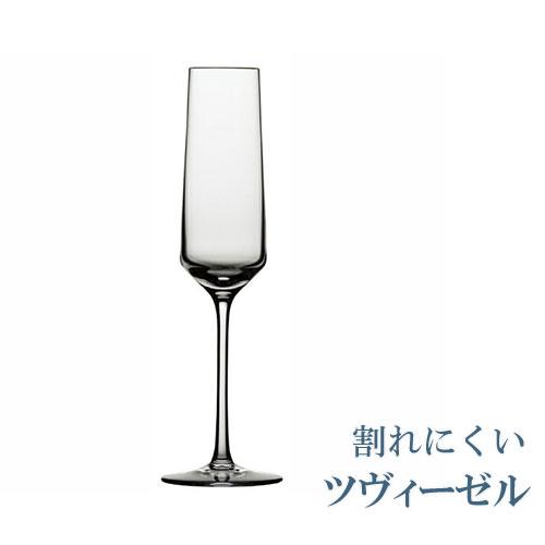 正規品 SCHOTT ZWIESEL PURE ショット・ツヴィーゼル ピュア 『フルート シャンパン 6脚セット』 シャンパングラス 112415 グローバル GLOBAL wine ワイン クリスタル セット ドンペリ glass 父の日