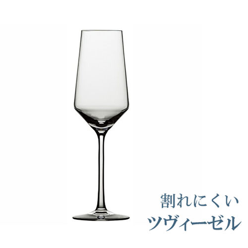 正規品 SCHOTT ZWIESEL PURE ショット・ツヴィーゼル ピュア 『シャンパン 6脚セット』 シャンパングラス 112418 グローバル GLOBAL wine ワイン クリスタル セット ドンペリ glass 父の日