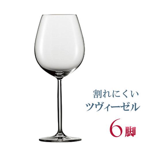 正規品 SCHOTT ZWIESEL DIVA ショット・ツヴィーゼル ディーヴァ 『ウォーター ワイン 6脚セット』 セット ワイングラス 赤 白 白ワイン用 赤ワイン用 割れにくい 種類 ギフト ドイツ 海外ブランド 父の日