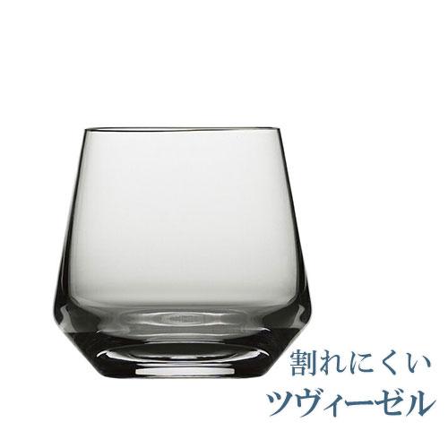 正規品 ショット・ツヴィーゼル ピュア 『オールドファッション 13oz 6個セット』 グラス 112417 タンブラー ワイン 焼酎 日本酒 ウィスキー ソフトドリンク 水 ピュアシリーズ ウォーター トリタン トリタンクリスタル 父の日