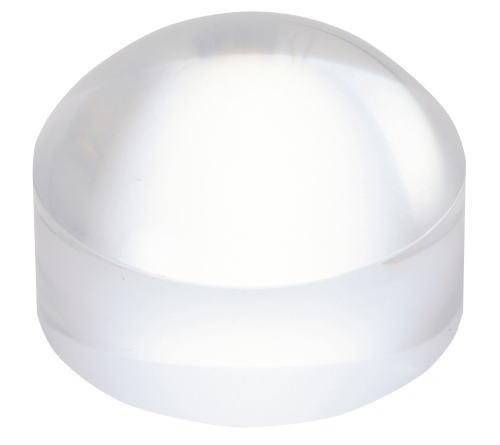 ルーペ 虫メガネ 拡大鏡 高倍率 5倍 55mm P-40N 日本製 クリアー光学