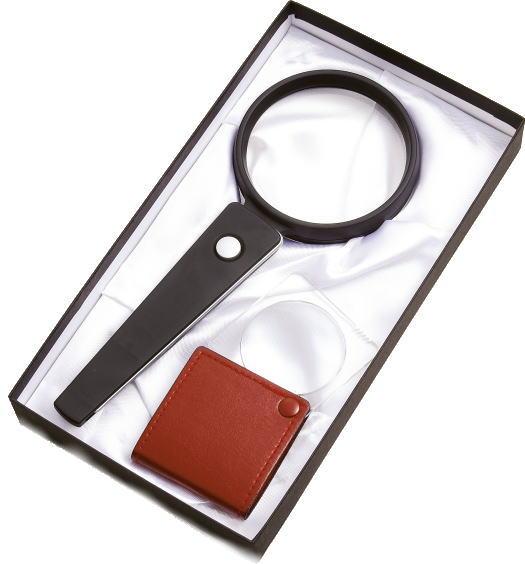 ルーペ 拡大鏡 虫メガネ ギフト プレゼント 母の日 父の日 敬老の日 GF-06 日本製 クリアー光学