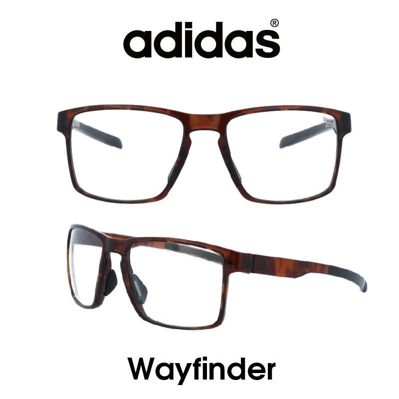 Adidas (アディダス) サングラス Wayfinder ウェイファインダー AD30-75-6100 クリア/グレー(調光レンズ) レンズ 人気モデル UVカット アウトドア ドライブ スポーツ
