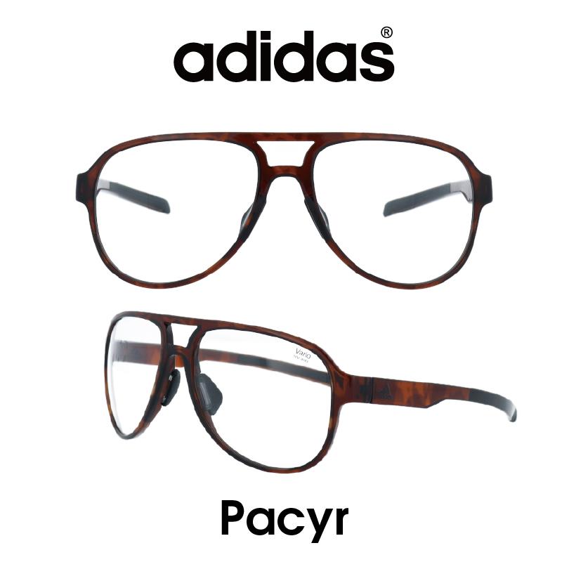Adidas (アディダス) サングラス Pacyr ぺシール  AD33-75-6100 クリア(調光レンズ) レンズ 人気モデル UVカット アウトドア ドライブ スポーツ