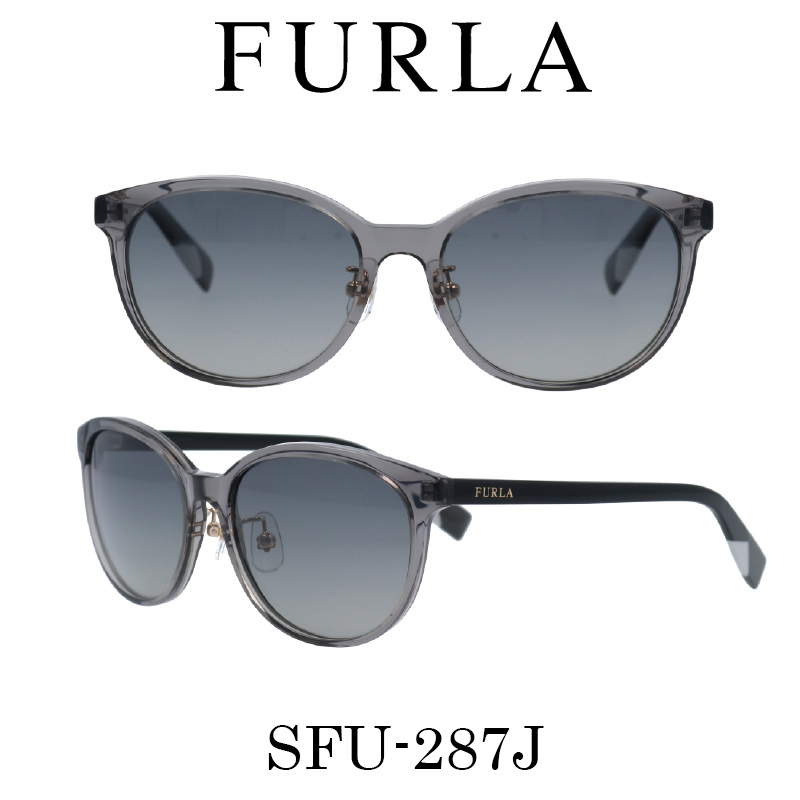 FURLA(フルラ) サングラス SFU-287J 9HPP 偏光レンズ レディース 人気ブランド UVカット キュート おしゃれ モード
