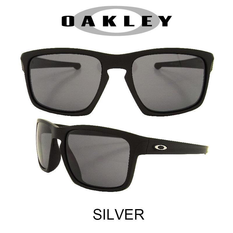 マットブラック/グレー オークリー スリバー Black/Gray) ゴルフ(Sunglasses サングラス 野球 Matte SLIVER 9269-01 【国内正規品】(アジアンフィット)OAKLEY