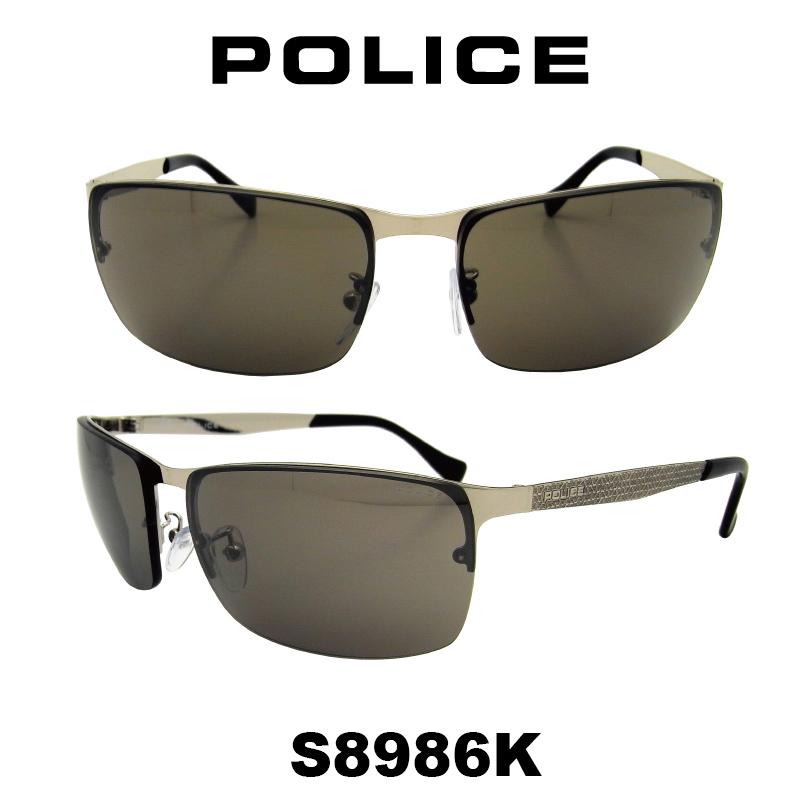 UVカット サングラス POLICE ドライブ メンズ 人気モデル ポリス (ポリス) S8992K 531X ティアドロップ モデル 【国内正規品】 グローバル
