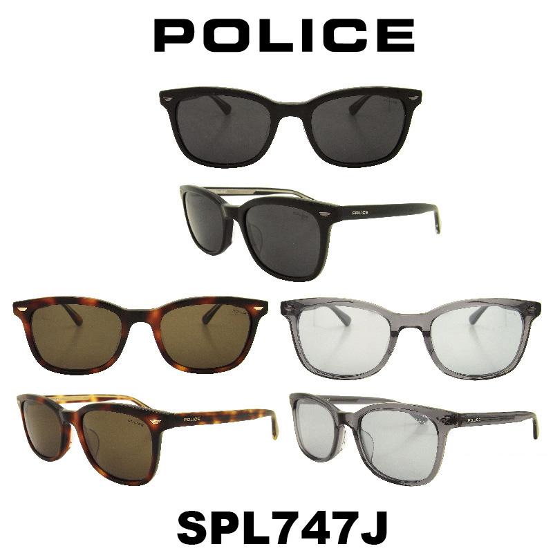 POLICE (ポリス) サングラス Japan モデル SPL747J カラー 700 710 M78M