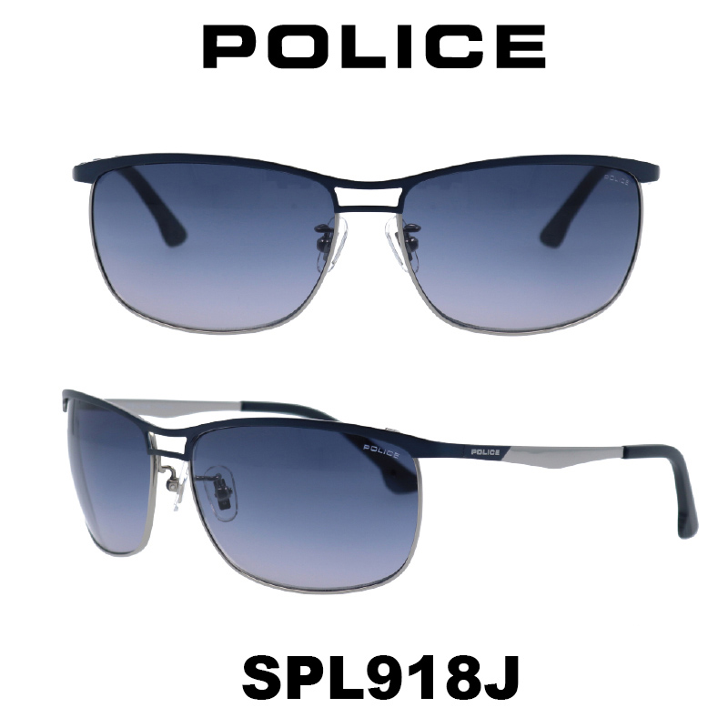 POLICE (ポリス) サングラス Japan モデル SPL918J カラー SNC