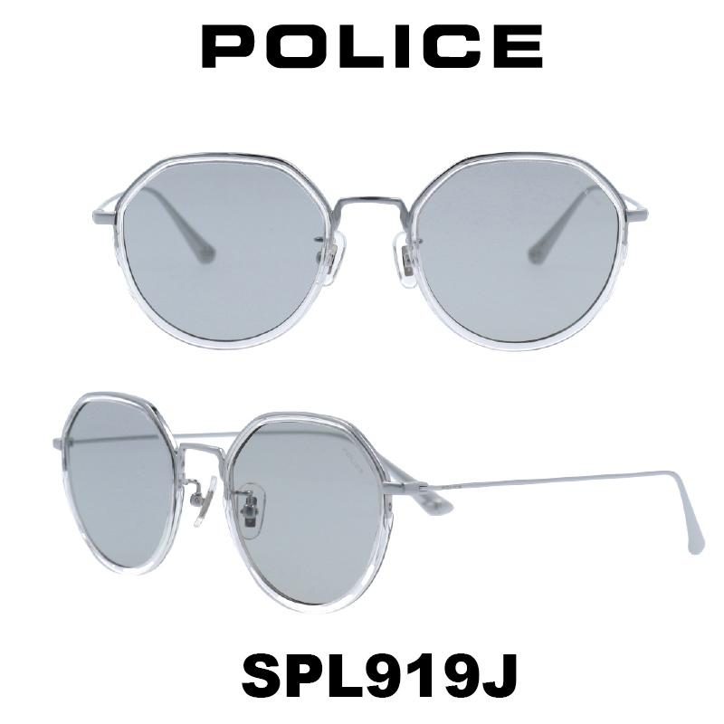 POLICE (ポリス) サングラス Japan モデル SPL919J カラー 579