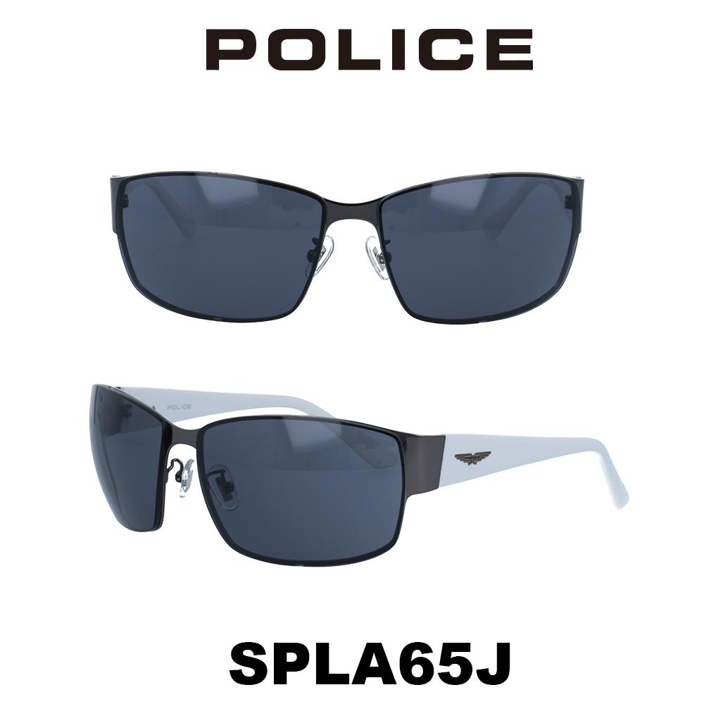 2020年 POLICE (ポリス) サングラス Japanモデル SPLA65J 568 ガンメタル/ダークグレー