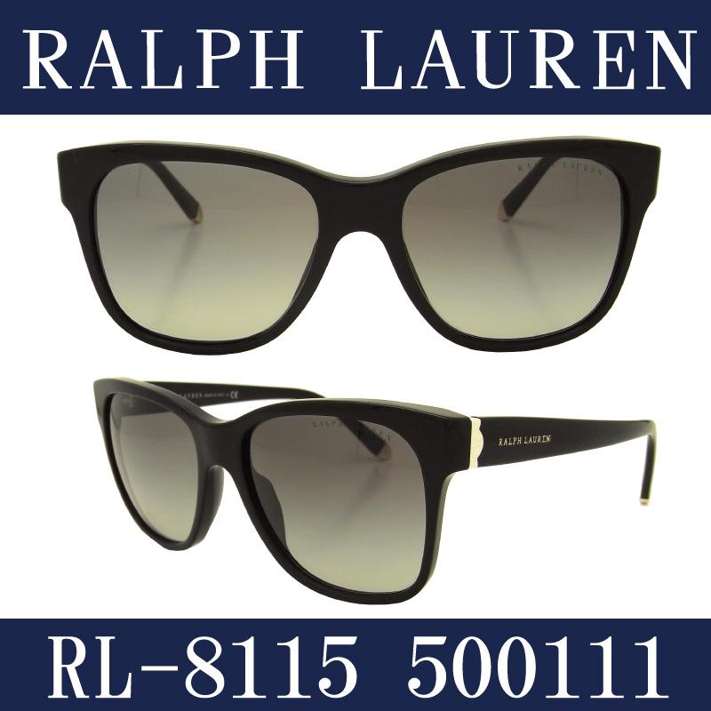 Ralph Lauren (ラルフローレン) サングラス RL-8115-500111 UVカット おしゃれ アウトドア ドライブ ラルフローレン サングラス