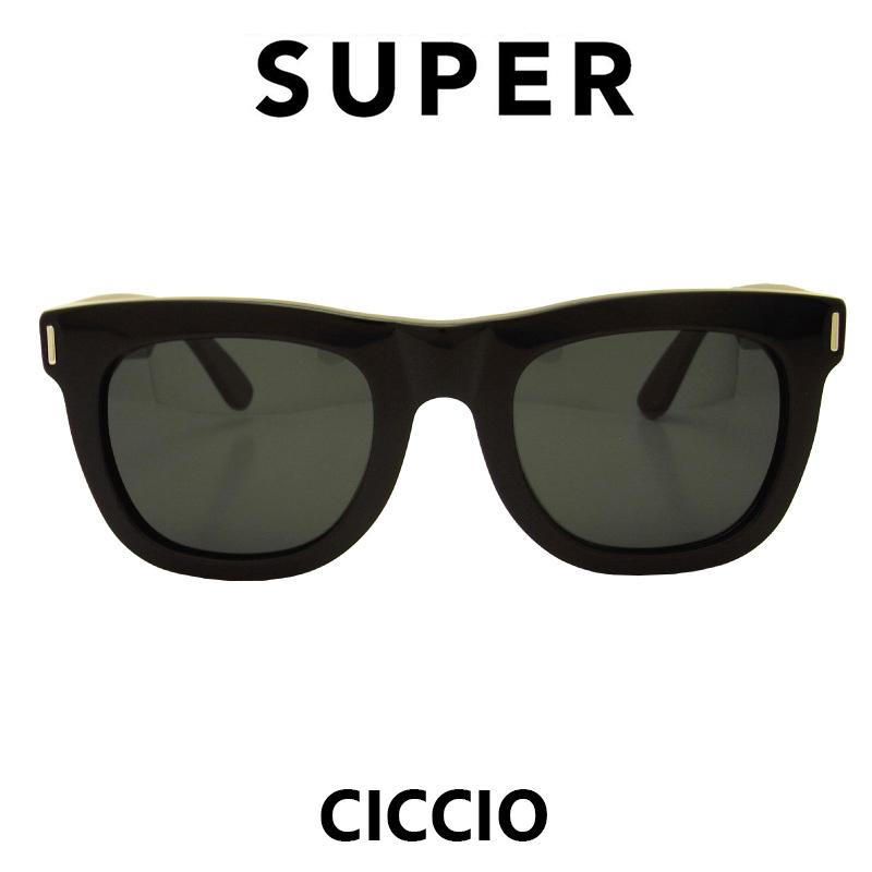 US並行輸入 SUPER Sunglass Ciccio X6L Saldaturra (スーパーサングラス チッチオ サルダトゥラ) スーパーサングラス 通販