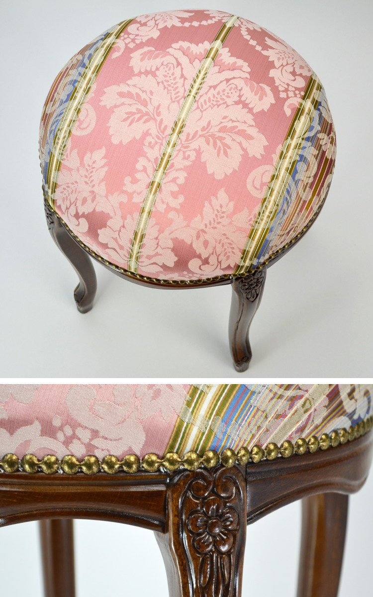 Brilliant Stool Maru Pink Wooden Brown Chair Chair Chair Chair Foot Holder Soundless And Stealthy Steps Soundless And Stealthy Steps Classical Music Classical Andrewgaddart Wooden Chair Designs For Living Room Andrewgaddartcom