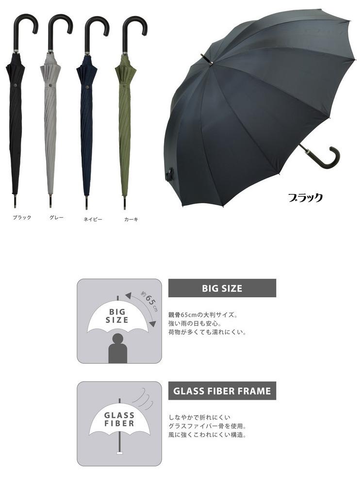 Shop Planta: Umbrella frames 12 long shine combined (black/grey/Navy ...