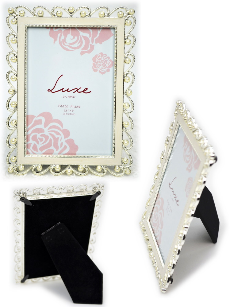 Shop Planta: Photoframe elegant pearl ivory / pink (length and ...